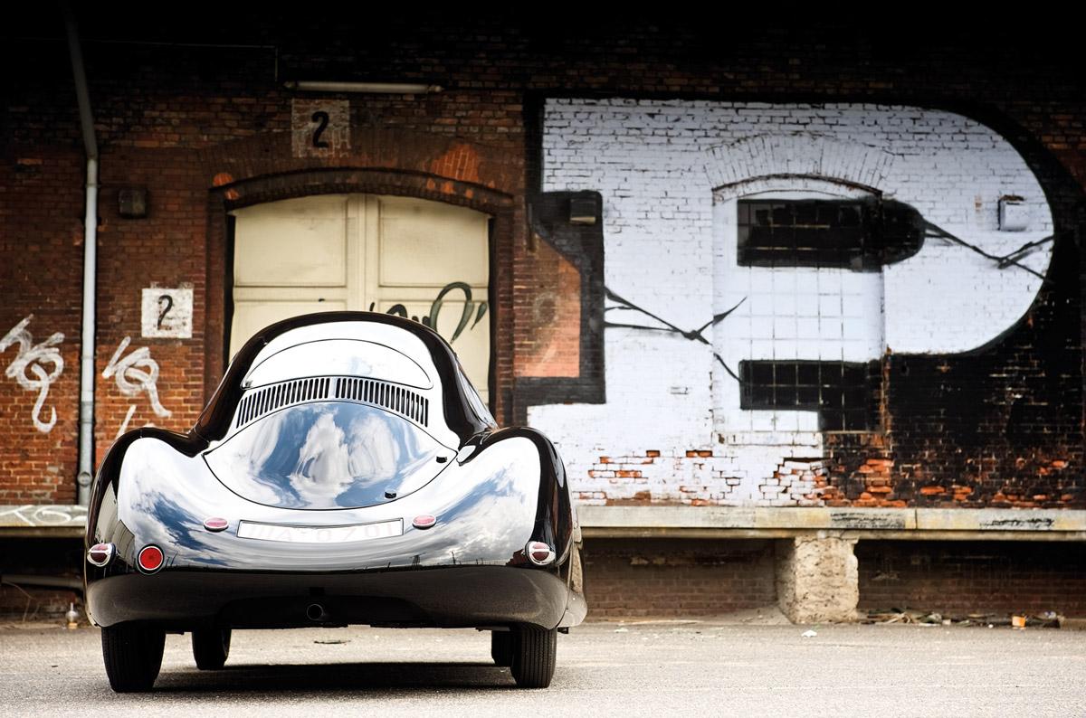 Porsche Typ 64 Details und diverse Ansichten