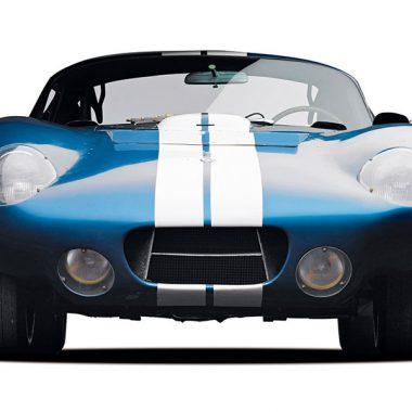 Shelby Cobra Daytona Coupé frontal