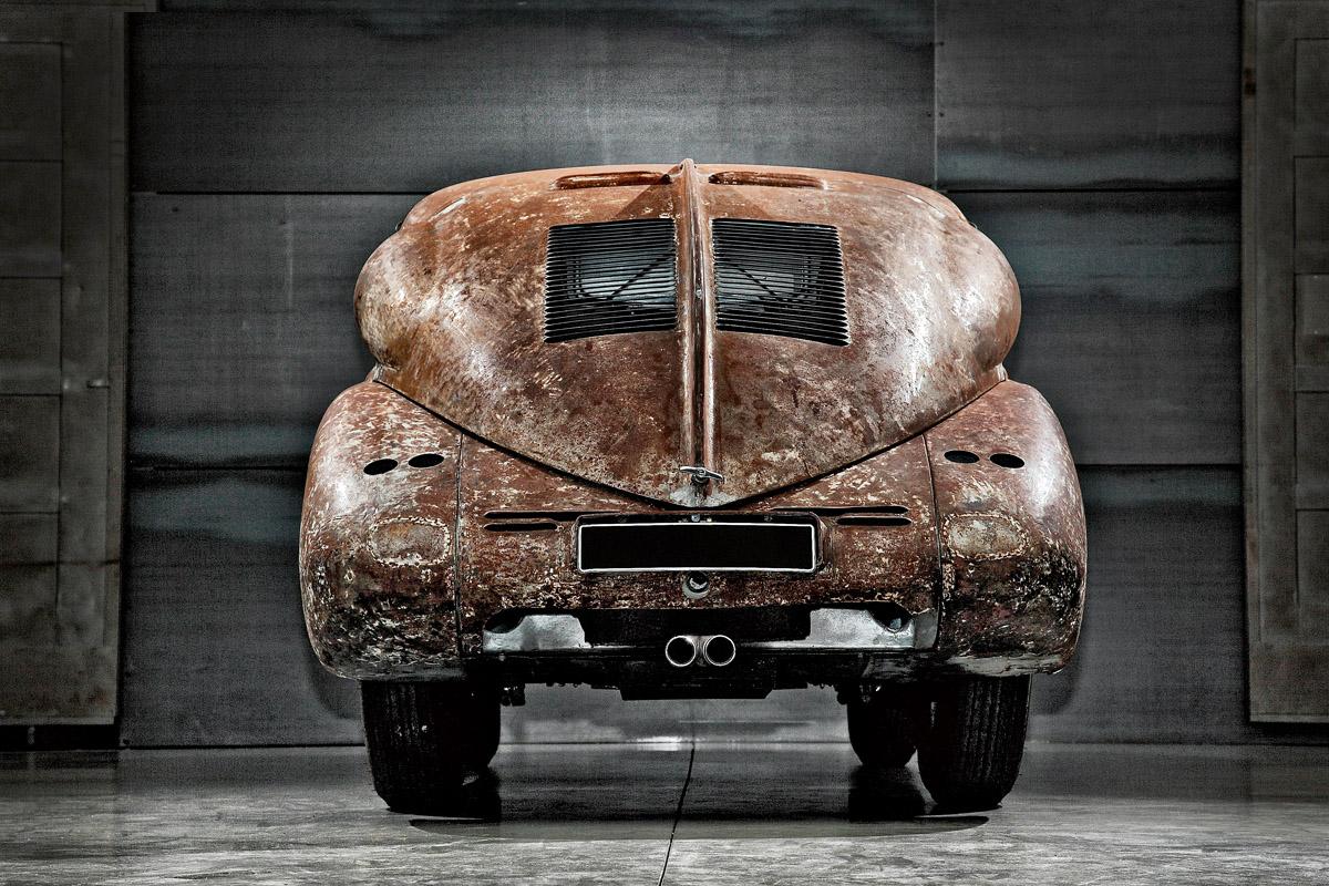 Tatra T87 Fahrzeugdetails